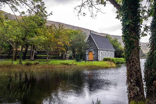 Gougane Barra Nationalpark Irland
