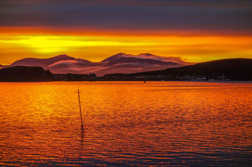 Oban Schottland