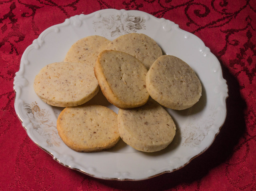 Creme Cheese Cookies